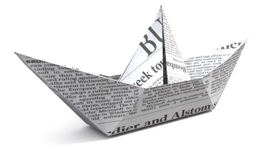 Barco Papel Estrategia