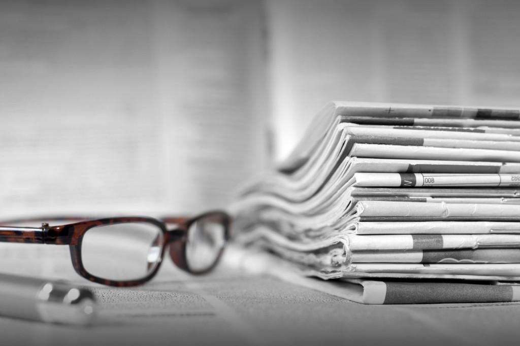 Prensa, periódicos, revistas, medios de comunicación